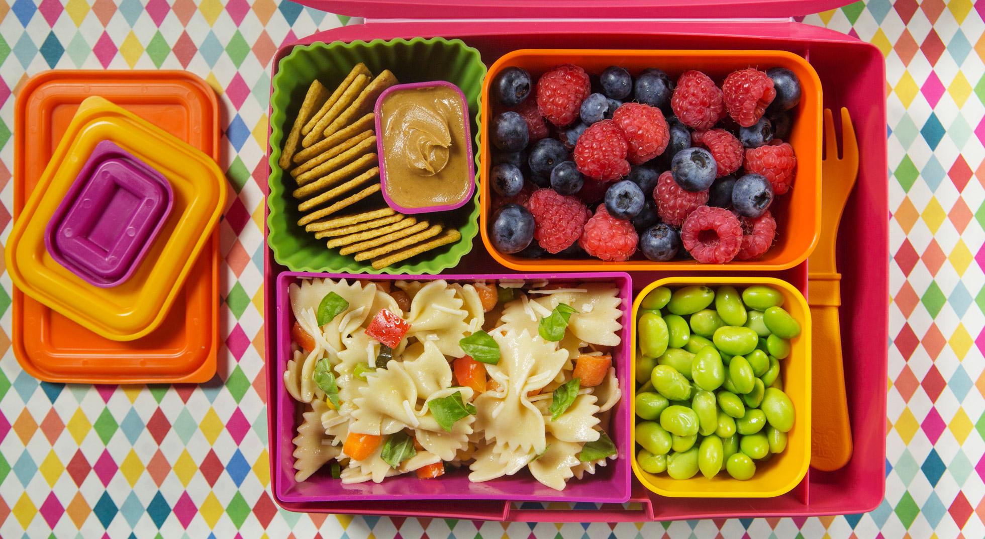 Idee Pranzo Ufficio : Ricette facili per il pranzo vegano in ufficio e fuori casa