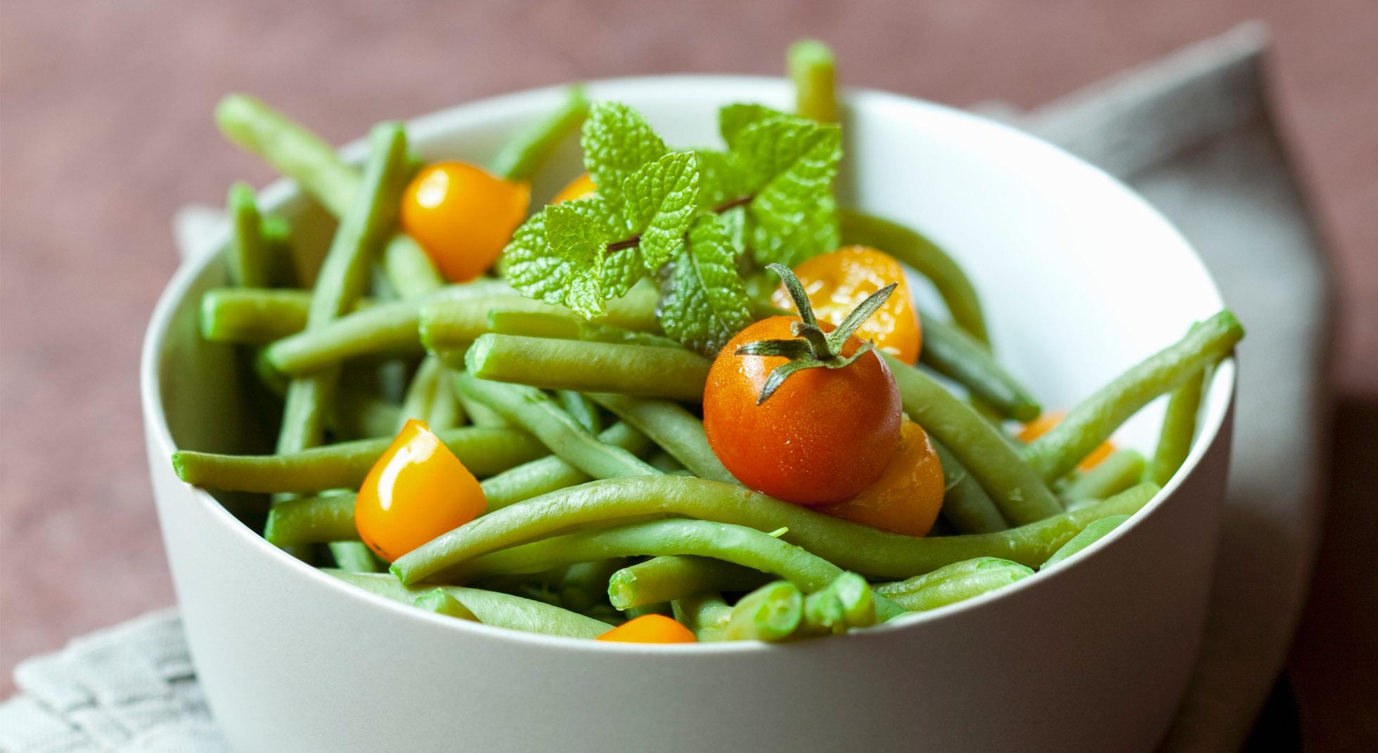 Fagiolini 10 ricette estive aia food - Cucinare i fagiolini ...
