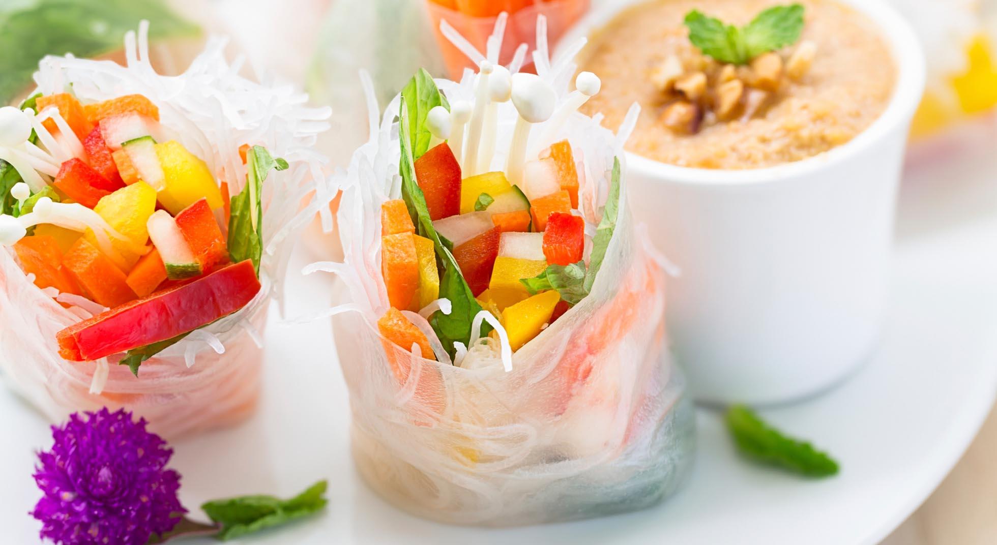 spesso Aperitivo estivo: tutte le ricette più sfiziose | AIA Food HB37