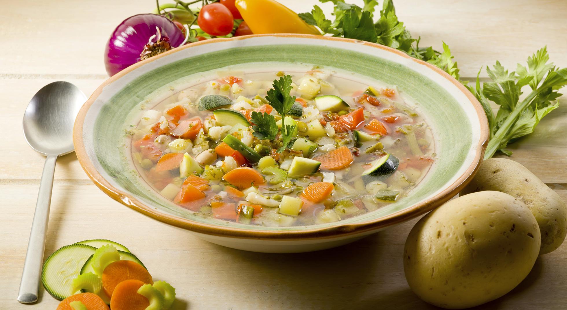 come cucinare il minestrone: suggerimenti e ricette | aia food - Come Si Cucina Il Minestrone