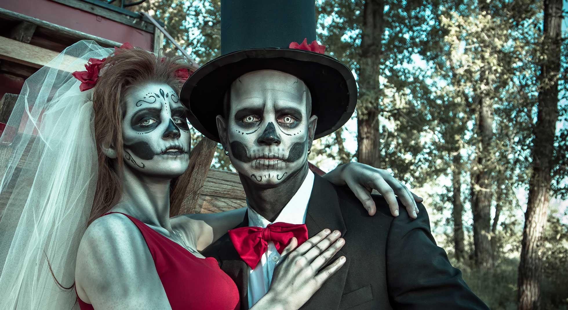 Costumi di Halloween last minute! 3 idee veloci per la festa  AIA ...