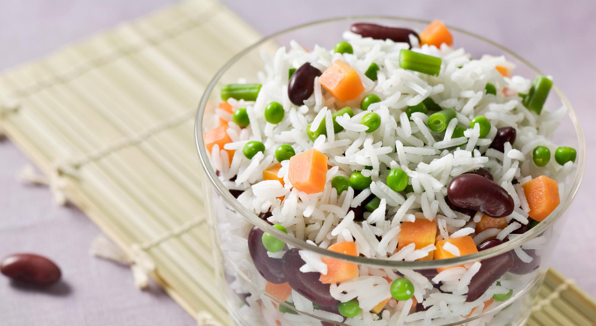 Insalata di riso 10 ricette per i bambini aia food for Ricette di riso