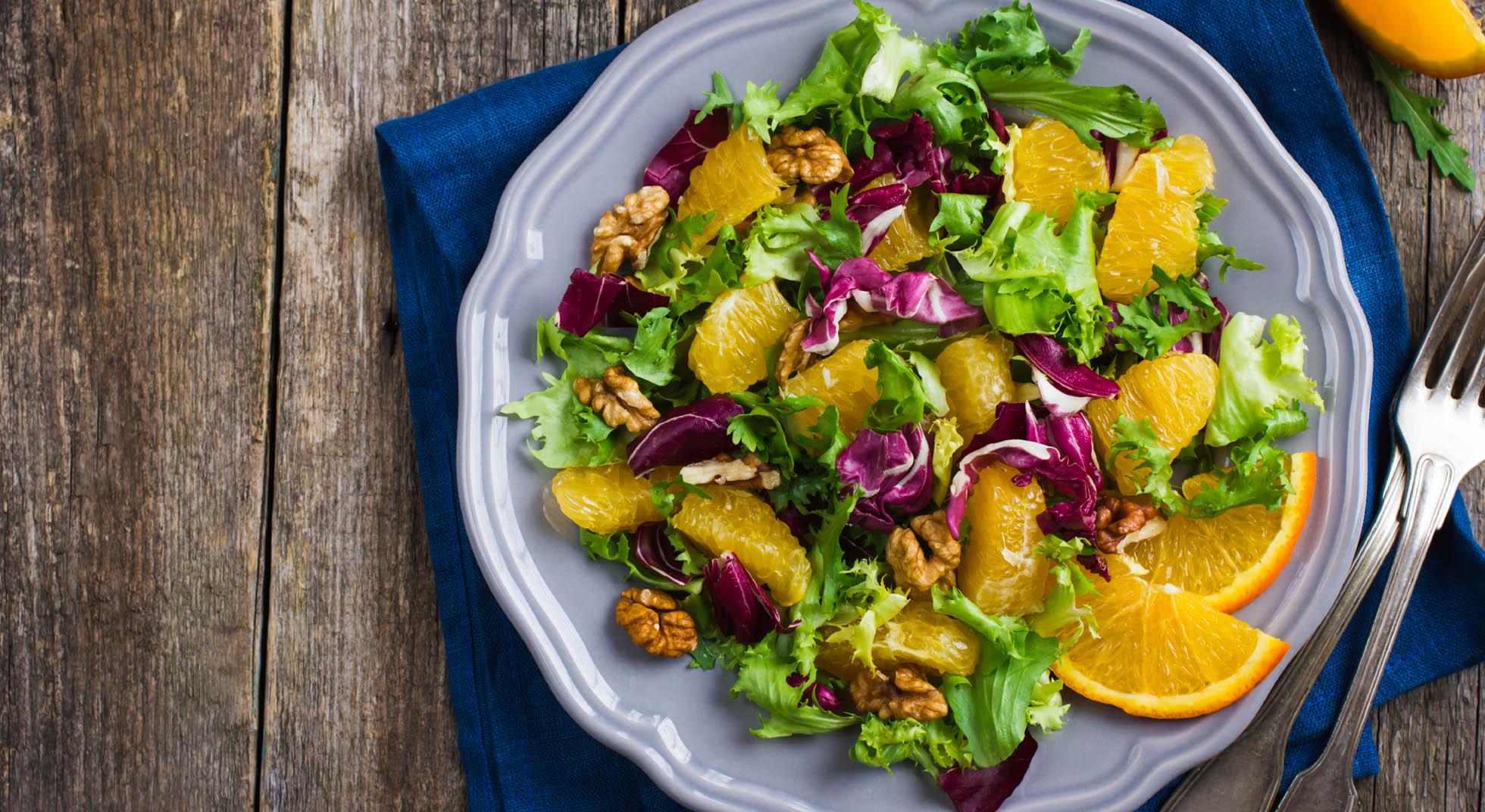 Insalata primaverile 5 ricette da provare aia food for Insalate ricette