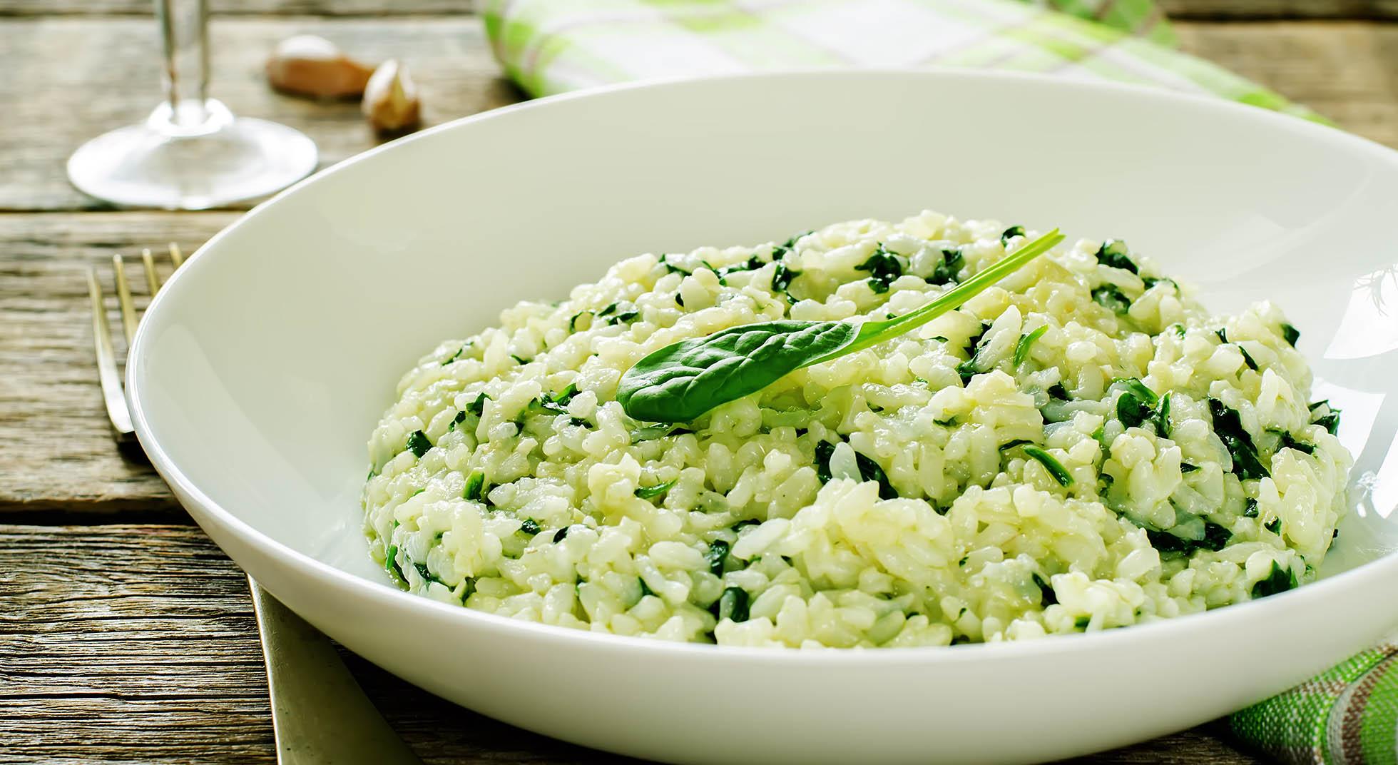 Risotto 5 ricette per l inverno aia food for Risotto ricette