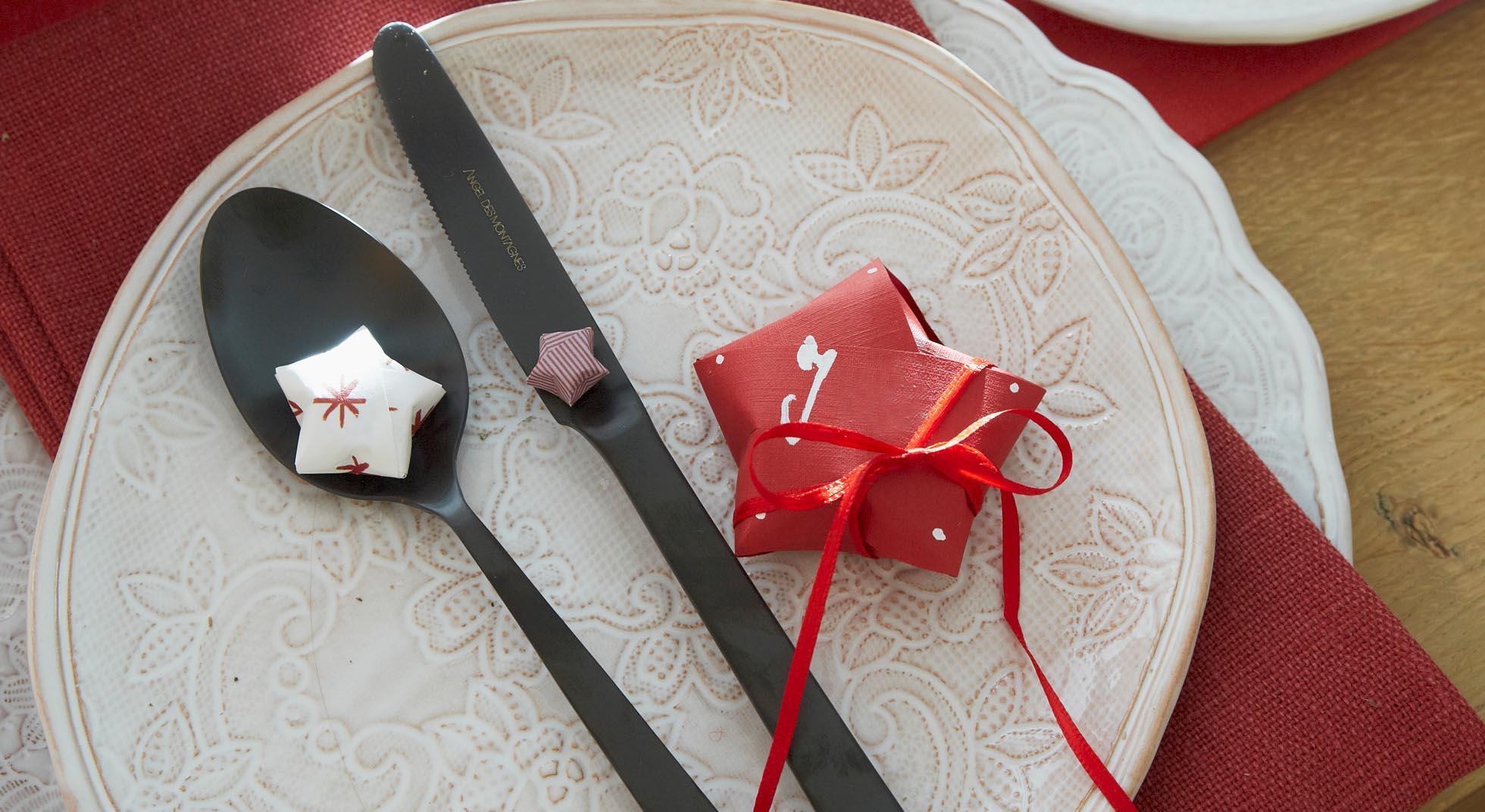 Vasetti Segnaposto Natalizi.Segnaposto Fatti A Mano Di Natale Aia Food