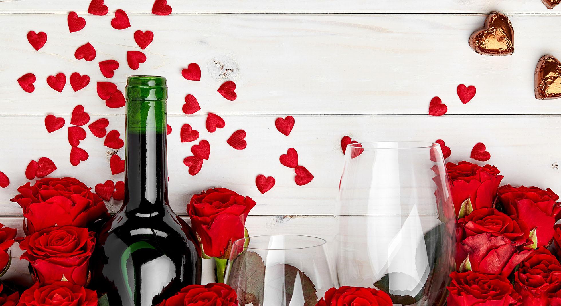 Apparecchiare la tavola di san valentino consigli e idee aia food - Idee tavola san valentino ...