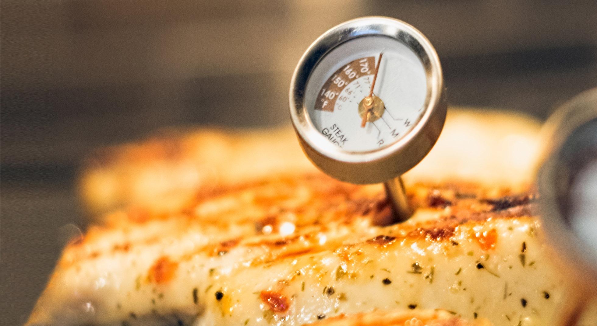 Termometro da cucina tutti i segreti per utilizzarlo aia food - Termometri da cucina ...