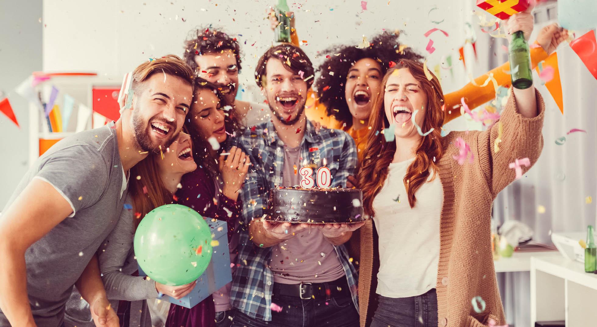 Conosciuto Come organizzare una festa a sorpresa | AIA Food UN71