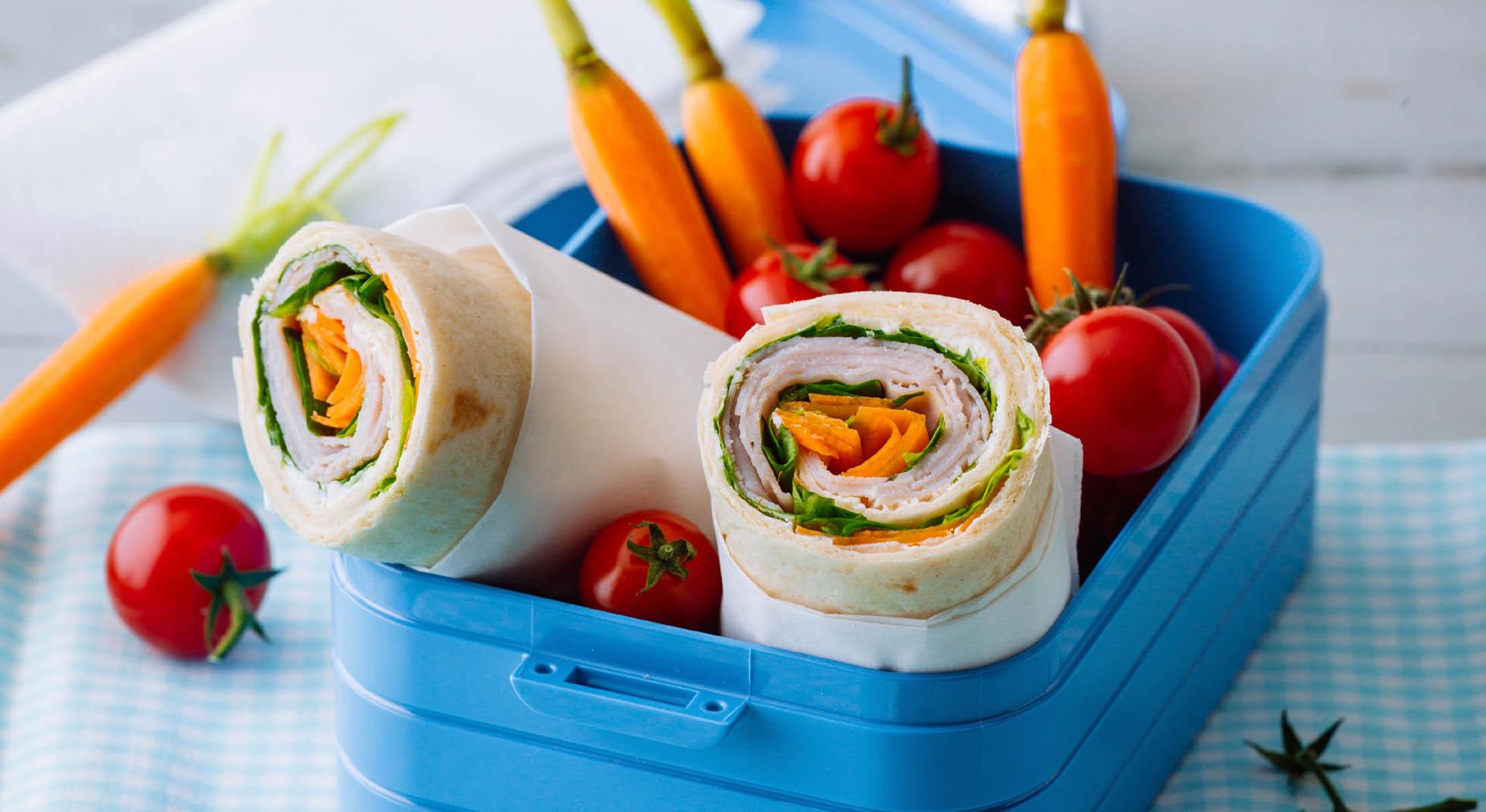 Pranzi Sani E Leggeri : Pranzo al sacco ricette leggere e facili da preparare aia food