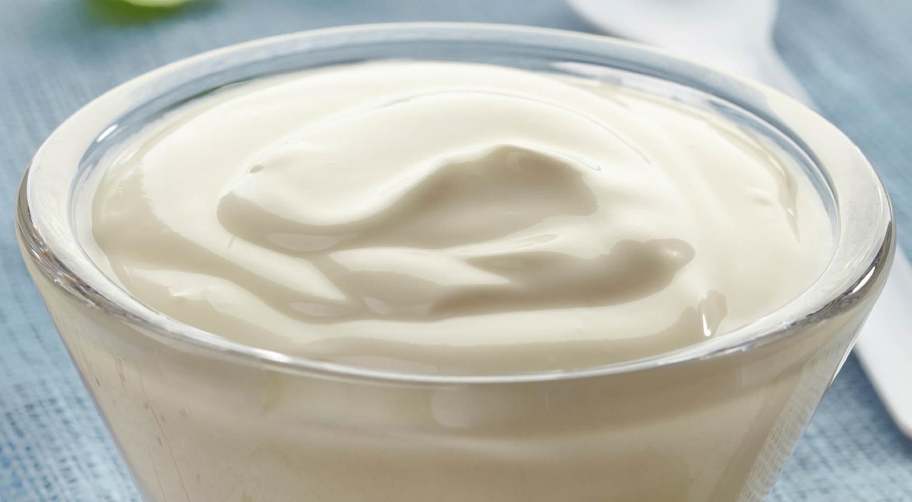 Salse a base di yogurt