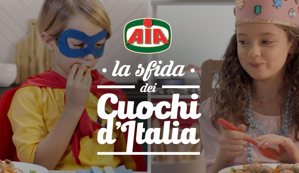 cuochi d'italia BonRoll polpette