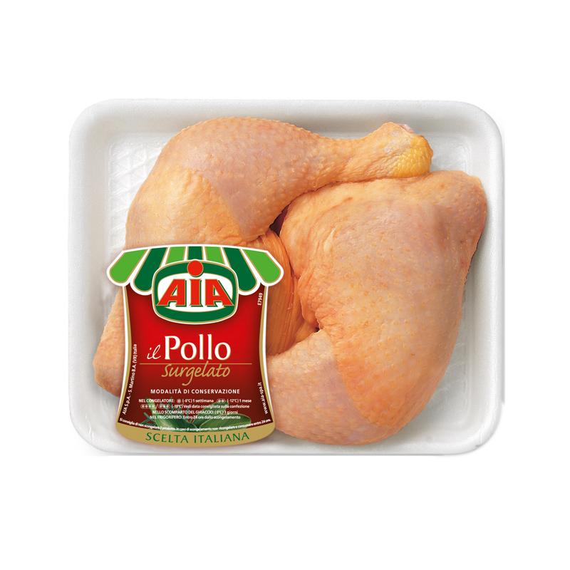 Coscette di pollo aia food - Come cucinare le cosce di pollo in padella ...