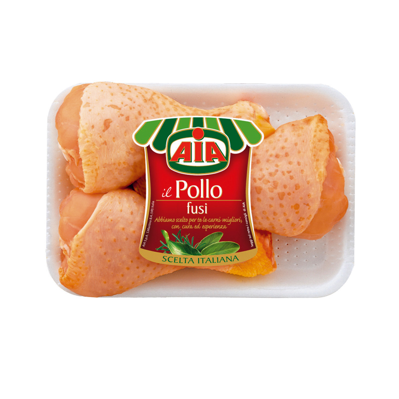 Fusi di pollo aia food - Come cucinare le cosce di pollo in padella ...