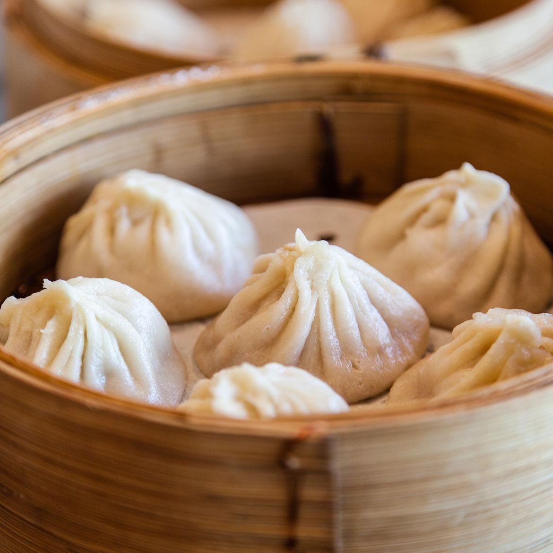 Ricetta Ravioli Cinesi Maiale.Ravioli Cinesi Di Carne La Ricetta Orientale Aia Food