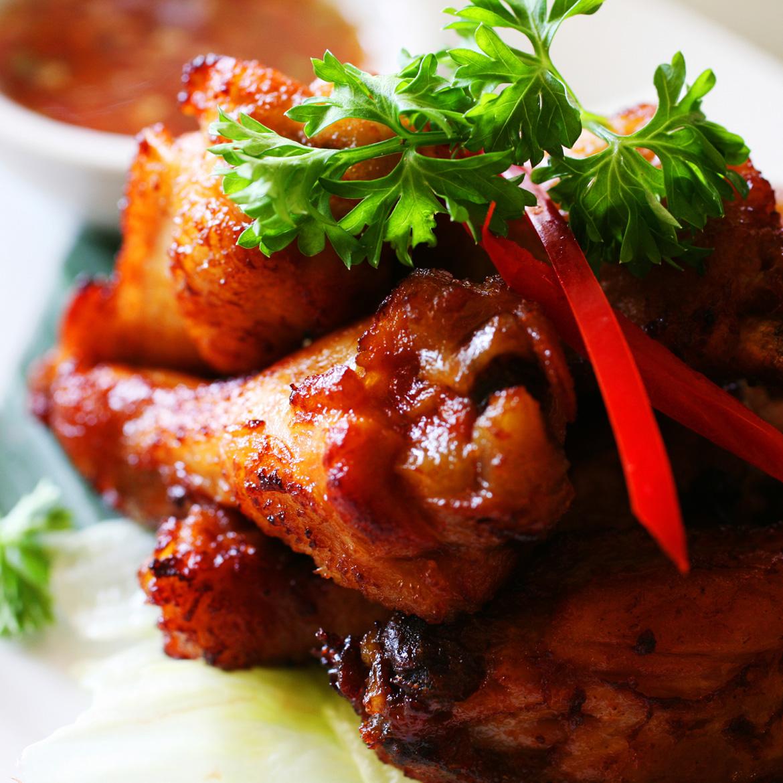 ali di pollo alla paprika | aia food