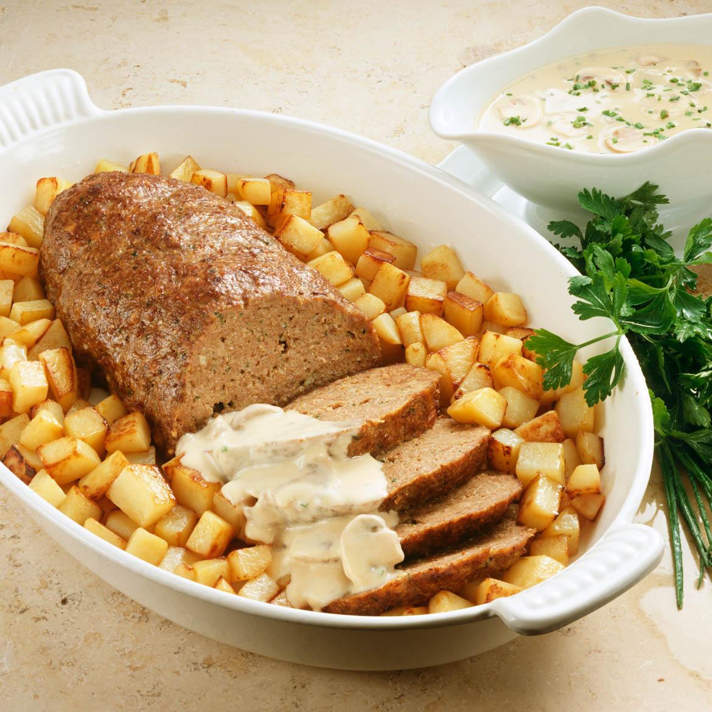 Bon Roll, la ricetta del rotolo di pollo bon roll al forno