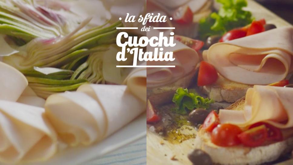 cuochi italia aequilibrium tacchino