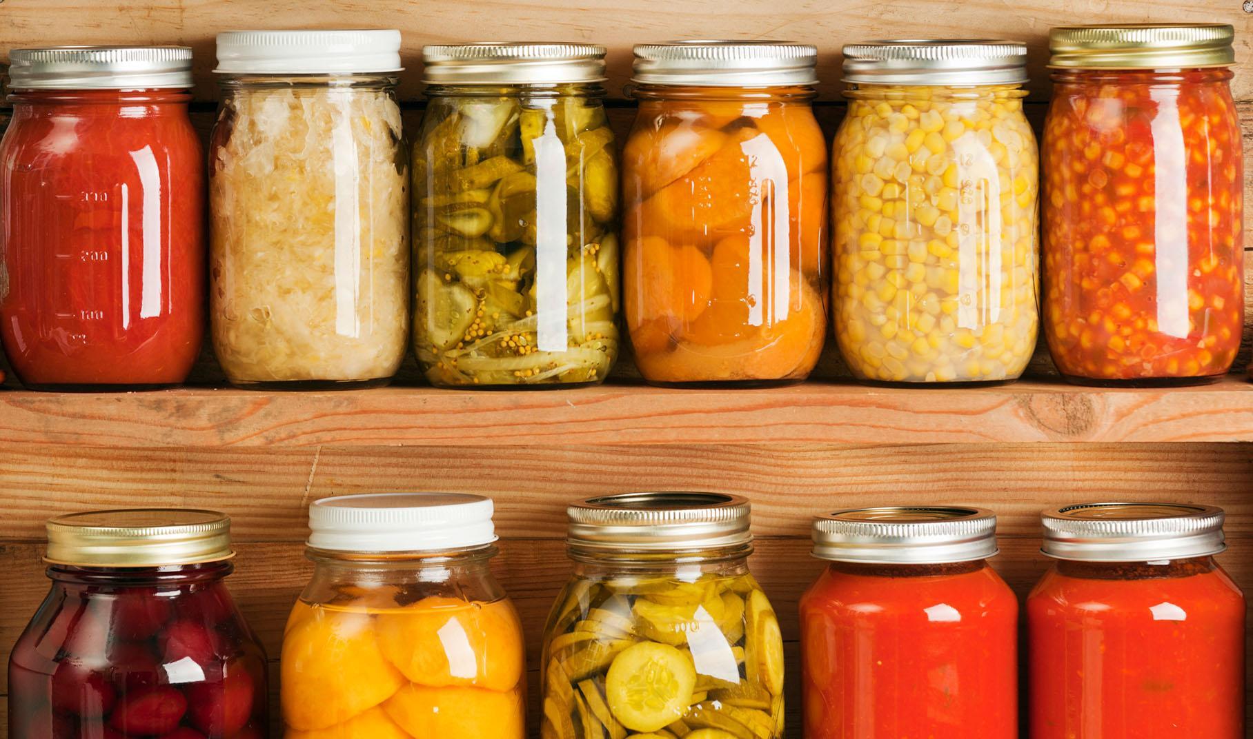 Come Sterilizzare Vasetti Per Conserve come sterilizzare i barattoli di vetro | aia food