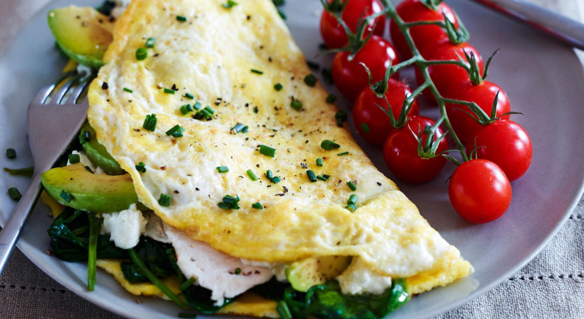 Omelette Ricetta Ripieno.Omelette Ripiene Tante Ricette Da Mettere Nella Schiscia Aia Food