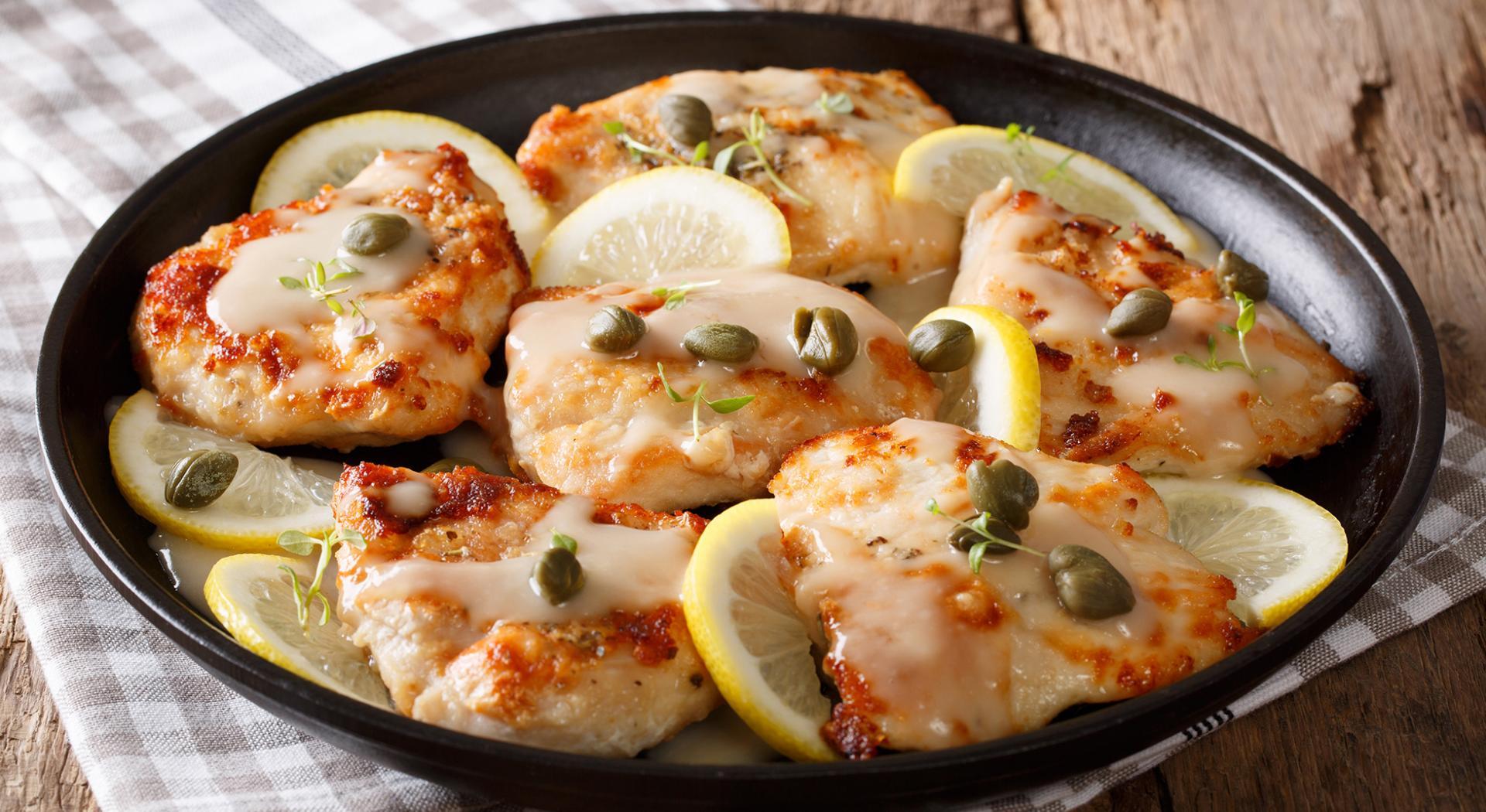 Ricette Italiana Di Pollo.Ricette Regionali Con Il Pollo Aia Food