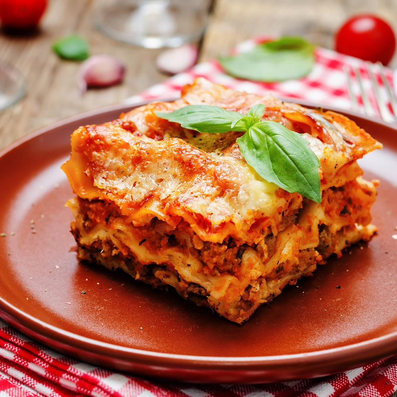 Ricetta Originale Lasagne Alla Bolognese.Lasagne Alla Bolognese La Ricetta Originale Aia Food